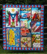 Ligerking™ Puerto Rico Quilt 3D AOP 03789