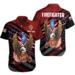 Ligerking™ FireFighter Polo T-Shirt Short Sleeve HD03642