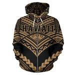 Ligerking™ Hawaii Polynesian Hoodie HD02514