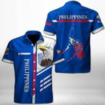 Ligerking™ Philippines Shirt Short Sleeve HD03394