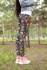 Forest Mushroom Leggings 3905