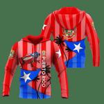 Ligerking™ Puerto Rico Hoodie 02837