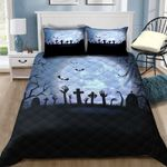 Ligerking™ Halloween Quilt bedding set HD03907