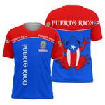 Ligerking™ Puerto Rico Shirt 03288
