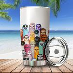Ligerking™ Sloth Family Tumbler HD02608