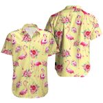 Ligerking™ Flamingo Polo Shirt All Over Print HD03133