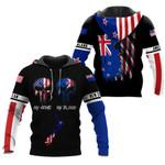 Ligerking™ New Zealand is my blood HD02813
