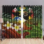 Ligerking™ Tonga window curtains  HD02559