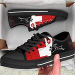 Ligerking™ Switzerland  Low Top Shoes HD02060