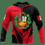 Ligerking™ Peru Hoodie 02887