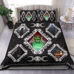 Cat Occult Wicca Bedding Set HD02737