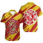 Ligerking™ FireFighter Polo T-Shirt Short Sleeve HD03636