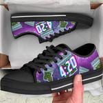 Ligerking™ 420 Weed Low Top Shoes HD02650