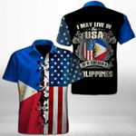 Ligerking™ Philippines Shirt Short Sleeve HD03395