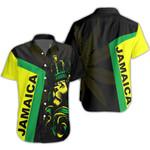 Ligerking™ Jamaica Lion Shirt Short Sleeve HD03369