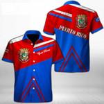 Ligerking™ Puerto Rico Shirt Short Sleeve 03289