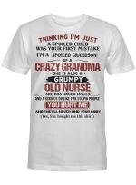 Ligerking™ Grandson T-shirt HD03401