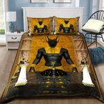 Temple Of Anubis In The Ancient Egypt Bedding Set HD03187