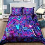 Ligerking™ Magic Mushroom Quilt bedding set HD03611