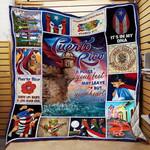Ligerking™ Puerto Rico Quilt 3D AOP 03415