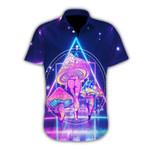 Ligerking™ Mushroom Body  Short Sleeve Shirt HD03537