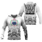 Ligerking™ American Samoa Hoodie HD02810
