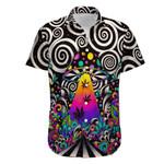 Ligerking™ Mushroom Short Sleeve Shirt HD00370