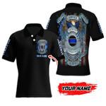 Ligerking™ Police Polo T-shirt HD03685