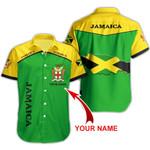 Ligerking™ Jamaica Shirt Short Sleeve HD03406