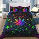 Ligerking™ 420 Weed Quilt bedding set HD03357