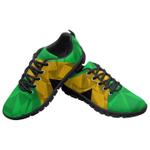 Ligerking™ Jamaica Flag Sneakers HD03364