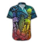 Ligerking™ Mushroom Short Sleeve Shirt  3906