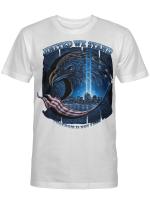 Ligerking™ Twin Towers Tribute Usa T-Shirt HD03268