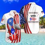 Ligerking™ Puerto Rico Shirt Short Sleeve 03411