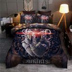 Anubis God Egypt Bedding Set HD03194