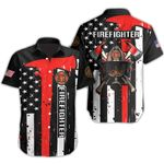 Ligerking™ FireFighter Polo T-Shirt Short Sleeve HD03698
