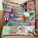Ligerking™ Puerto Rico Quilt 3D AOP 03418