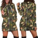 Forest Mushroom Hoodie Dress 3913