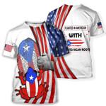 Ligerking™ Puerto Rico Shirt 03411