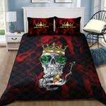 Ligerking™ 420 Smoke King Quilt bedding set HD01523