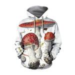 Edible Mushroom Hoodie 3904