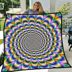 Ligerking™ 3D illusion Quilt HD03450