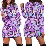 Forest Mushroom Hoodie Dress 3910