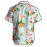 Ligerking™ Flamingo Polo Shirt All Over Print HD03252