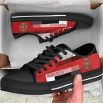 Ligerking™ FireFighter Low Top Shoes Black HD03591