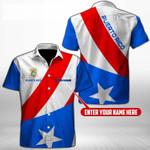 Ligerking™ Puerto Rico Shirt Short Sleeve 03285
