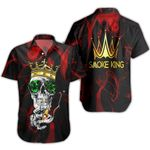 Ligerking™ 420 Smoke King Short Sleeve Shirt  HD01523