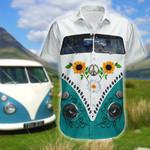 Ligerking™ Hippie Vans Shirt Short Sleeve HD03580