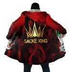 Ligerking™ 420 Smoke King Hooded Coat HD01523