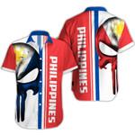 Ligerking™ Philippines Shirt Short Sleeve HD03398